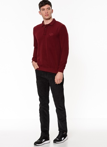 Lee Cooper Sweatshirt Bordo